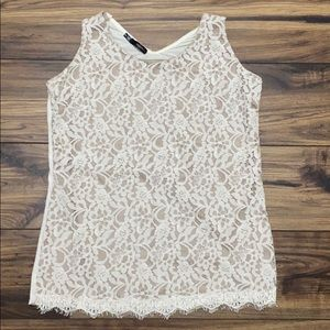 🔹4/$20🔹 Lace Maurice's Tank